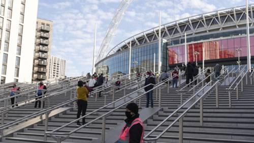 Wembley Stadı