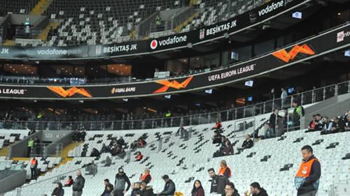 Vodafone Park Beşiktaş loca