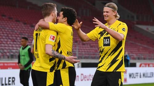 Dortmund Gol Sevinci 10 Nisan 2021