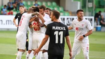 Sivasspor Gol Sevinci 22 Temmuz 2021