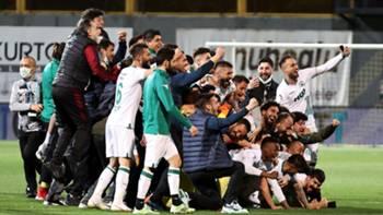 Giresunspor Sevinç 9 Mayıs 2021