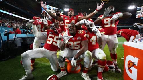 Kansas City Chiefs Super Bowl 02022020