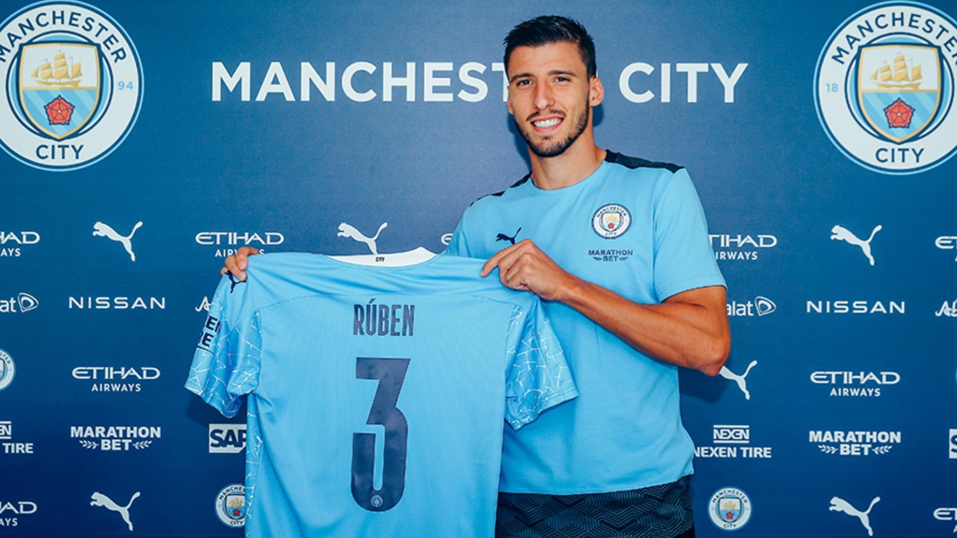 Ruben Dias Manchester City 29092020