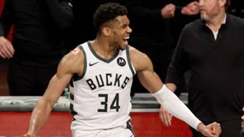 Giannis Antetokounmpo Milwaukee Bucks NBA