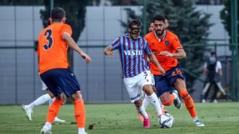 Trabzonspor Başakşehir 24 Temmuz 2021