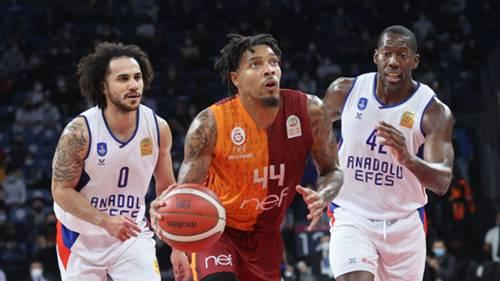 DeVaughn Akoon-Purcel Galatasaray Nef Anadolu Efes