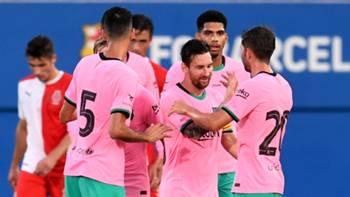 Lionel Messi Barcelona Girona 09162020