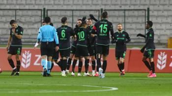 Konyaspor Gol Sevinci ZTK