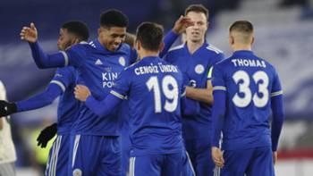 Cengiz Ünder Leicester City Gol Sevinci