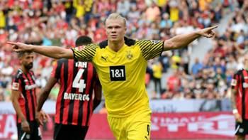 Erling Haaland Dortmund 11 Eylül 2021