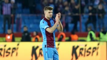 Alexander Sorloth Trabzonspor 15022020