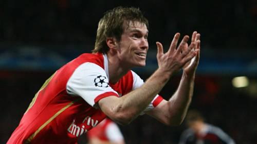Alexander Hleb Arsenal