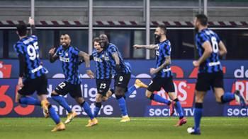 Inter Gol Sevinci 17 Ocak 2021
