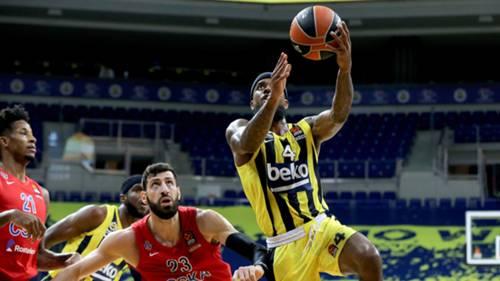 Fenerbahçe CSKA Moskova 10142020