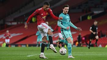 Manchester United - Liverpool 24 Ocak 2021