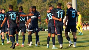 Trabzonspor Gol Sevinci 27 Temmuz 2021