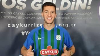 Ronaldo Mendes Çaykur Rizespor