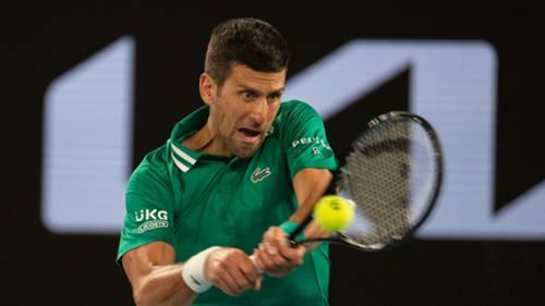Novak Djokovic Avustralya Açık Melbourne Şubat 2021