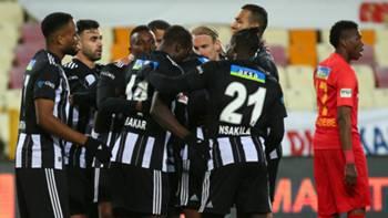 Yeni Malatyaspor Besiktas 03032021