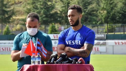 Lewis Baker Trabzonspor