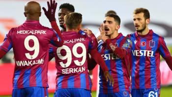 Trabzonspor sevinc TSL 19012021
