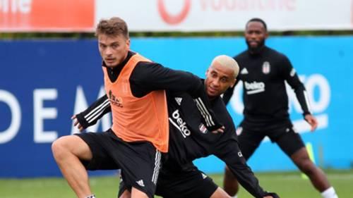 Adem Ljajic Welinton Beşiktaş antrenman Eylül 2020