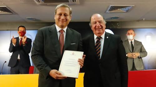 Burak Elmas Galatasaray mazbata 22 Haziran 2021