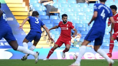 Mohamed Salah Liverpool Chelsea 20 Eylül 2020