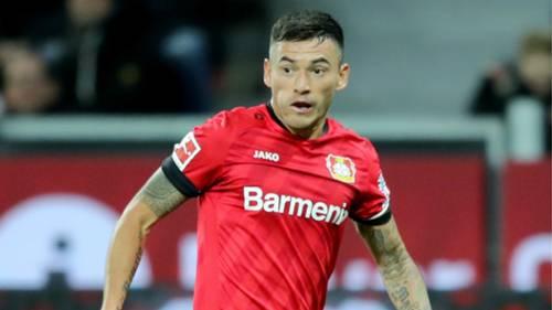 Charles Aranguiz Bayer Leverkusen 2019-20