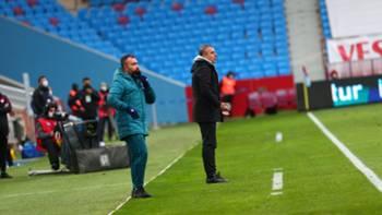 Abdullah Avcı Trabzonspor 8 Mart 2021