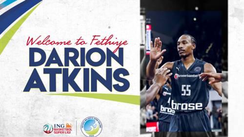 Darion Atkins Fethiye Belediyespor Transfer