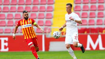 Kayserispor Sivasspor 17 Ekim 2020