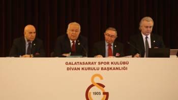 Galatasaray Divan Kurulu 2020