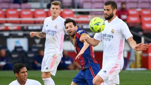 Messi Barcelona Real Madrid