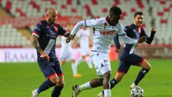 Kudryashov Caleb Ekuban Antalyaspor Trabzonspor 2020-21