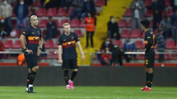 Galatasaray üzgün 22 Eylül 2021