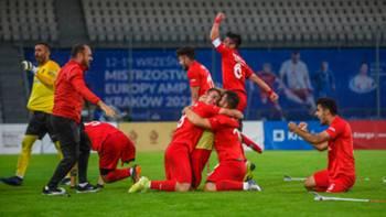 Türkiye Ampute Milli Futbol Takımı 2021