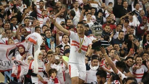 .Mostafa Mohamed Zamalek