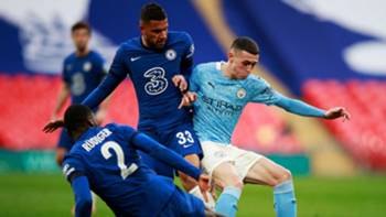 Manchester City - Chelsea 17 Nisan 2021