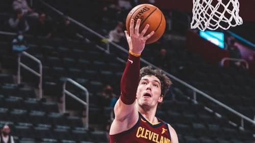 Cedi Osman Cleveland Cavaliers 2020-21