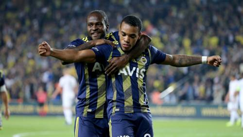 Garry Rodrigues Victor Moses Fenerbahce 10262019