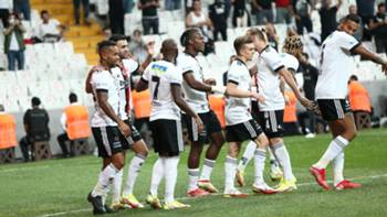 Beşiktaş Gol Sevinci 11 Eylül 2021