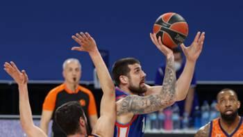 Anadolu Efes Valencia Basket EuroLeague