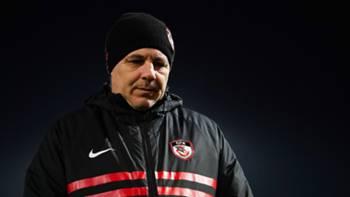 Marius Sumudica Gaziantep FK 10 Ocak 2021