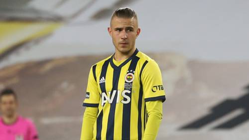 Dimitris Pelkas Fenerbahçe 21 Şubat 2021