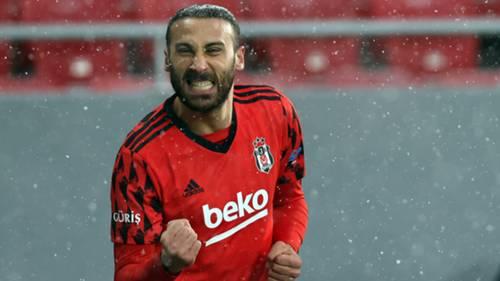 Cenk Tosun Beşiktaş 15Şubat2021