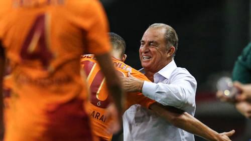Fatih Terim Belhanda Galatasaray