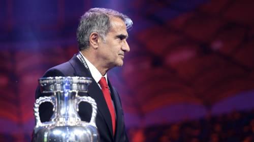 Şenol Güneş Türkiye EURO 2020 kurası