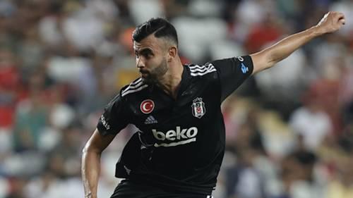 Rachid Ghezzal Beşiktaş 2021-22