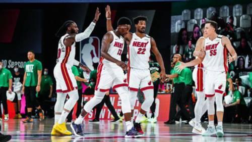 Miami Heat Boston Celtics NBA Play-Off 18092020